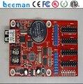 2017 2018 cartão controlador TF-A5U p10 Leeman led controller card --- para full color red led asynchronous sistema de envio de cartão