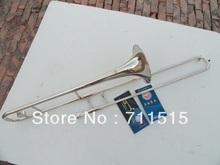 Professional B Alto Trombone xinhai Musical Instrument Adjustable  Surface of Nickel Plating Nylon Box Perfect Tone