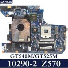 KEFU 10290-2 48.4PA01.041 LZ57 MB Материнская плата ноутбука для lenovo Z570 Тесты Оригинал материнская плата GT540M/GT525M