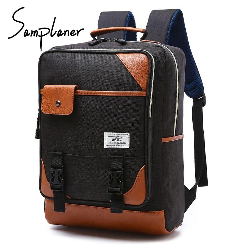 Large Capacity Nylon Men Women Backpacks Brand Schoolbag for Teenagers Boys Girls Travel Bag Laptop Backpack mochila New Arravel