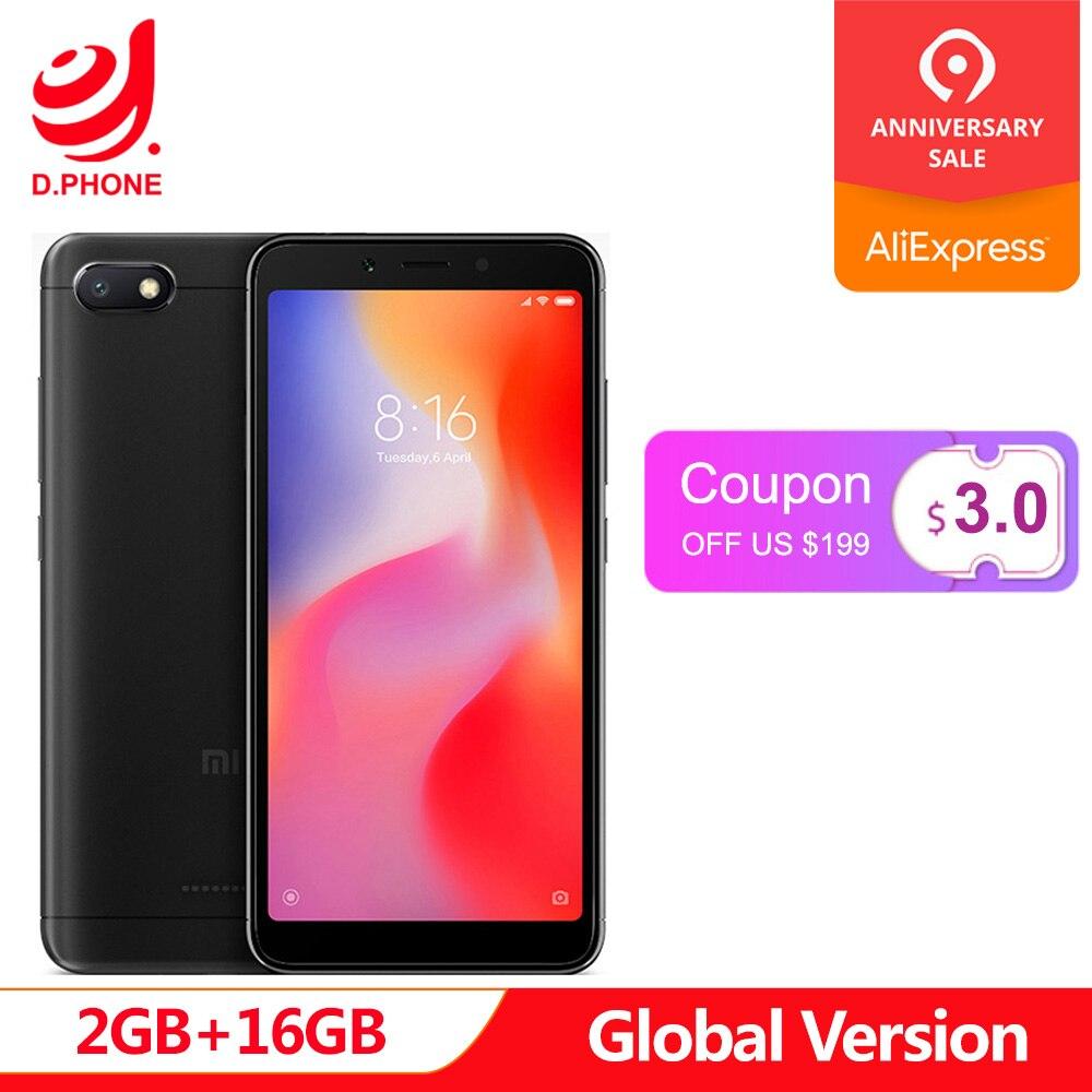Global Version Xiaomi Redmi Note 6 Pro 4GB 64GB 6 26