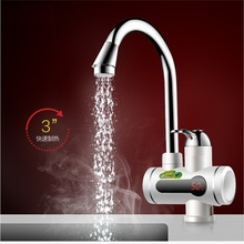 BD3000W-4,free shipping,Indicator light Instant Hot Water Tap,Tankless Electric
