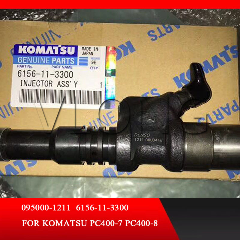 095000 1211 fuel injection common rail injector 0950001211 095000 1211 1210 injector assembly 6156 11 3300 in Fuel Injector from Automobiles Motorcycles