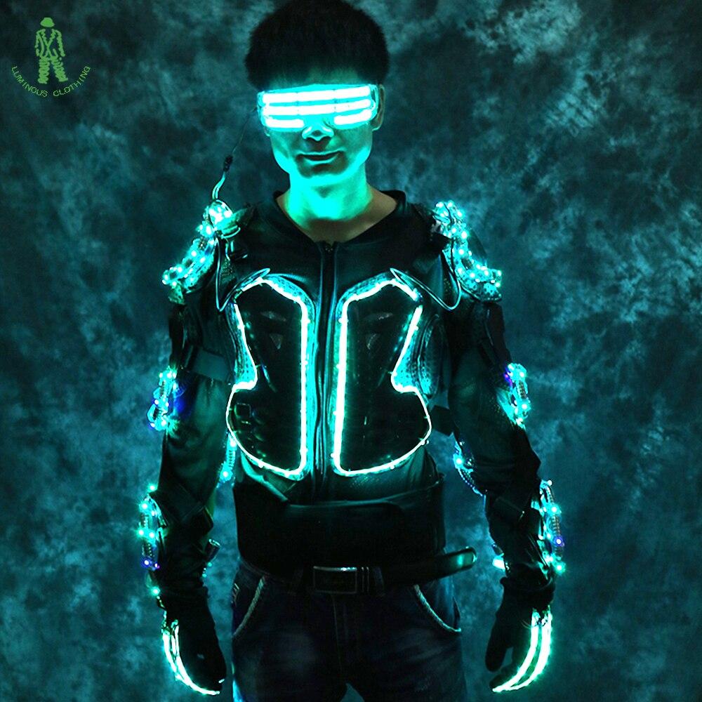 Transporti Falas për Dritat e Ndriçimit Robot me shumë ngjyra të - Furnizimet e partisë - Foto 1