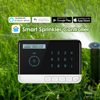 LonSonHo WiFi Smart Forecast Sprinkler Lawn Irrigation Controller 9 Zone Works With Alexa Google Assistant Home