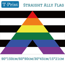 Free shipping Straight Ally Flag 90*150cm/60*90cm/15*21cm 30*45cm Car Flag 3x5ft Banners With Brass Metal Holes free shipping little canada city flag 3x5ft banners with brass metal holes 30 45cm car flag 90 150cm 60 90cm flag for vote event