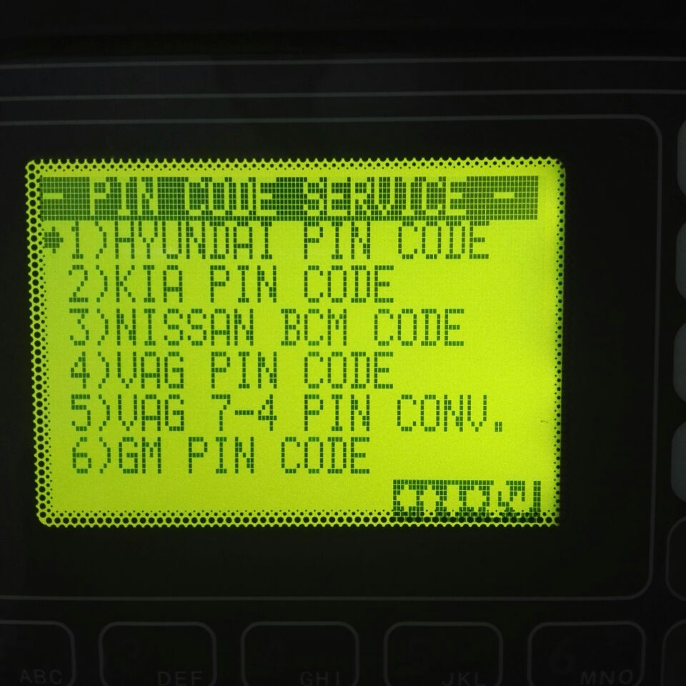 pin code service-1