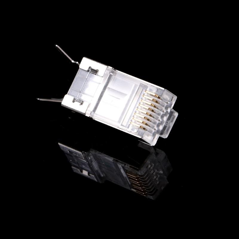 Networking Tools CAT7 Modularen Kabel Stecker 5 Stücke RJ45 8P8C ...