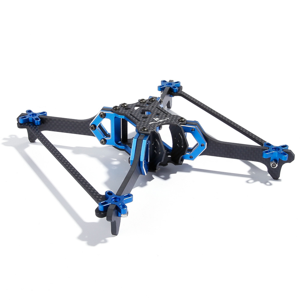iFlight Vertigo VX5 V2 5inch 200mm Vertical FPV Racing Frame with 4mm arm compatible xing 2207