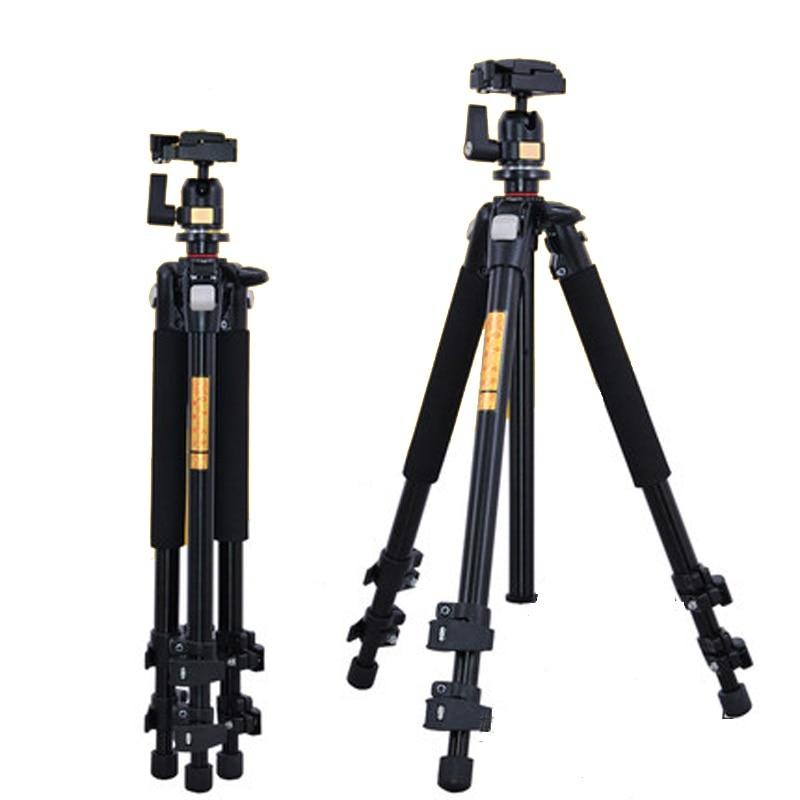 Здесь продается  Q301 Professional Camera Tripod  Portable Compact Travel Horizontal System Tripod for Canon Nikon Sony SLR DSLR Cameras  Бытовая электроника