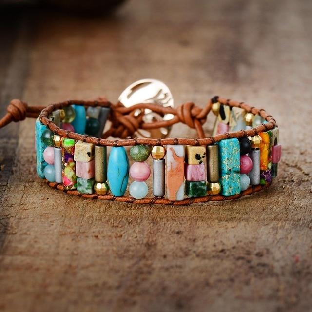 Bracelet Femme Natural...