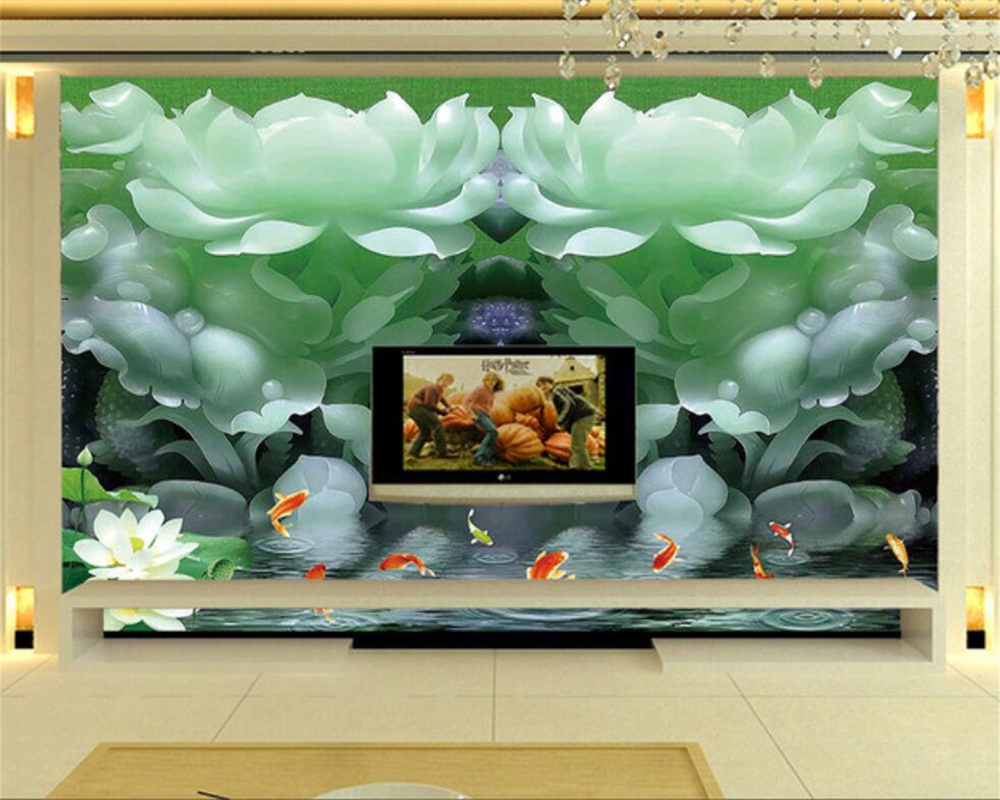 Beibehang Personalizado Papel Pintado Decorativo Casero Mural Alivio