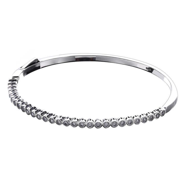Original 925 Silver Radiant Hearts Pandora Bracelets Bangles Female With Clear Cz Charms Bracelets For Women Silver 925 Jewelry браслет 925 h03 bracelets bangles