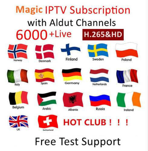 Free test IPTV M3U Enigma2 mag Italy UK Germany Belgium French Romania Channels Premium 6000 live+vod For Android Box Smart TV