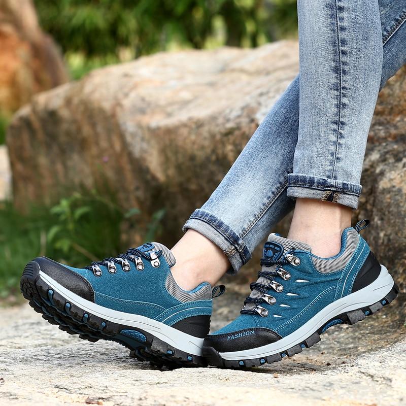Women Hiking Tactical Shoes Outdoor Travel Trekking Sneakers Women's Hiking Shoes