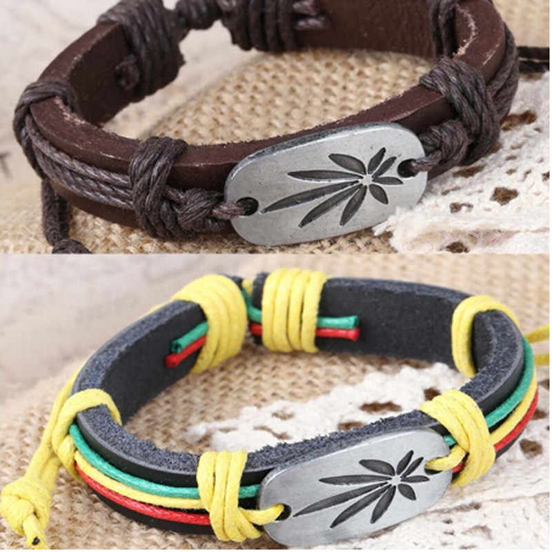 Trendy Guitar Shape Bracelets Exquisite Girl Boy Braid Bracelet String Ornaments Jewelries Accessory Wristlet New Style Wristban