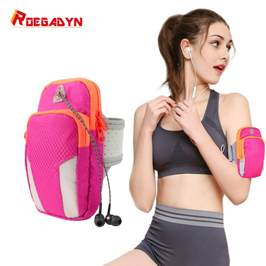 Armband-Case Gym-Pouch Running-Bag Zippered Mobile-Phones Fitness Sports For Hot-Sale