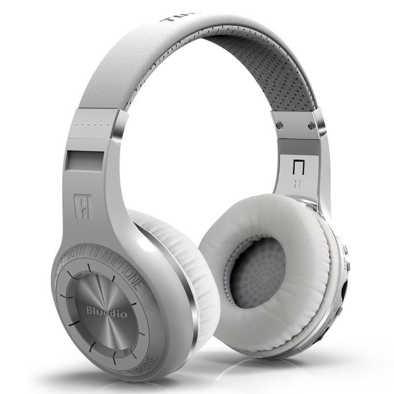 ФОТО Headphones Bluedio H+ Hurricane Bluetooth 4.1 Wireless Headphone with SD Post & FM For iphone samsung xiaomi