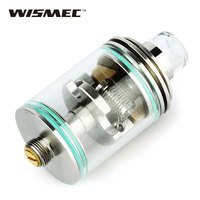 Hot Sale Original WISMEC Theorem RTA 2 7ml Rebuildable Tank Atomizer With Notchcoil Cartomizer Fit For