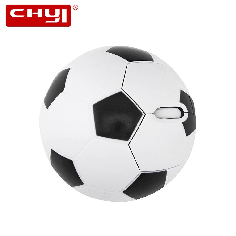CHYI Wireless Football <font><b>Mouse</b></font> Ergonomic 3D 1200 DPI Optical Classic Telstar Soccer <font><b>Mice</b></font> For PC Laptop Desktop <font><b>World</b></font> <font><b>Cup</b></font> Goal Ball