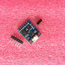 Free shipping! 10pcs Digispark kickstarter Micro development board ATTINY85 module for Arduino usb