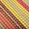 Colorful Mini Ceramic Mosaic Tile For Bathroom Shower Tiles Living Room Border Kitchen Backsplash Tiles