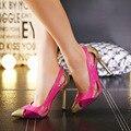 Bombas de las mujeres zapatos sandalias de salto alto tacones altos diseñador de las señoras zapatos chaussures femmes pour mariage vestido de zapatos