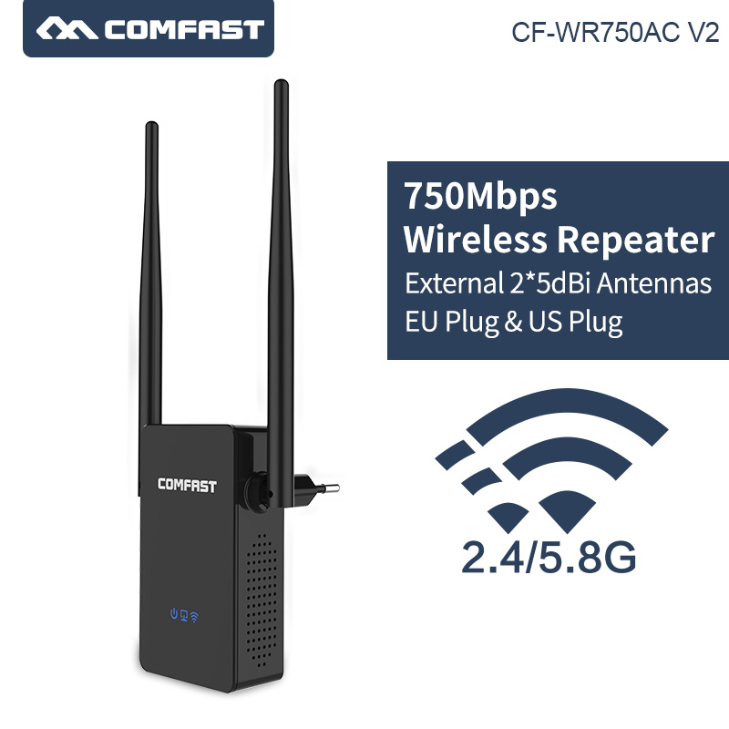 WIFI Extender Antenna Repeater Signal-Amplifier Network B/g/N-signal-booster Wireless