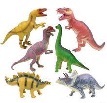 large dinosaur font b toys b font Model Collection Animal Models Children s gift PVC material