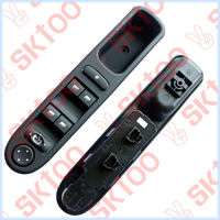 SKTOO For Pulchritudinous 307 lifter switch car window switch  6554.KT