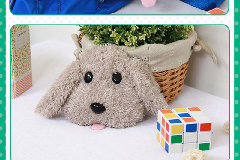 Cute Yuri on ice Victor Puppy Poodle Dog Plush Toy Makkachin Pet Dog Paper Box Keychain Pendant Cosplay Decoration Toy Kids Gift (8)