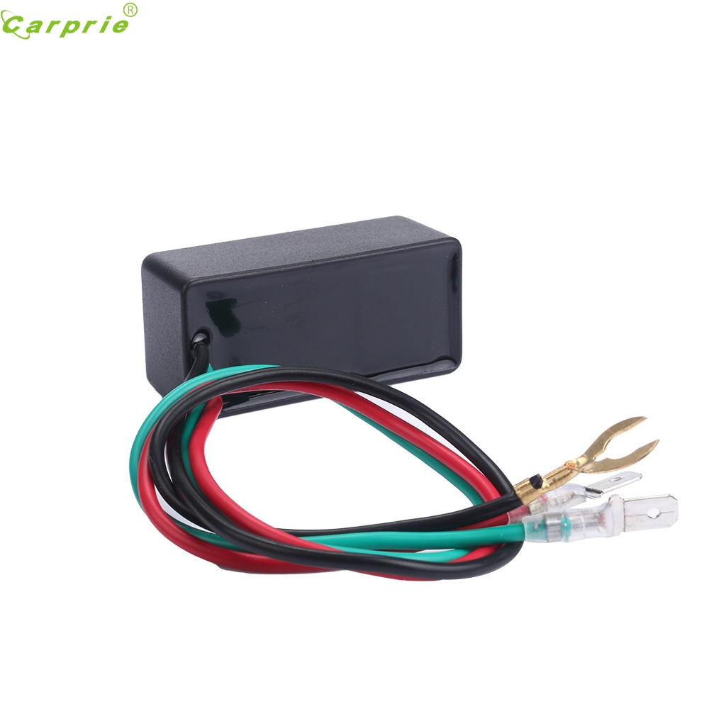 Motorcycle Led Blinker Relay Waterproof Universal Dop 3x Flasher 12v Wiring A Indicator Cls 3 Pin Turn Signal Light 2017 Car