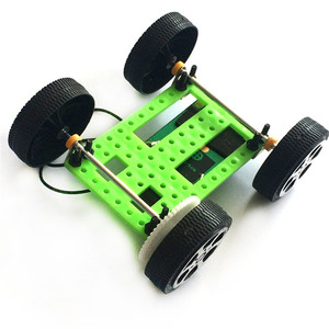 Solar Powered Toy 1 Set Mini S