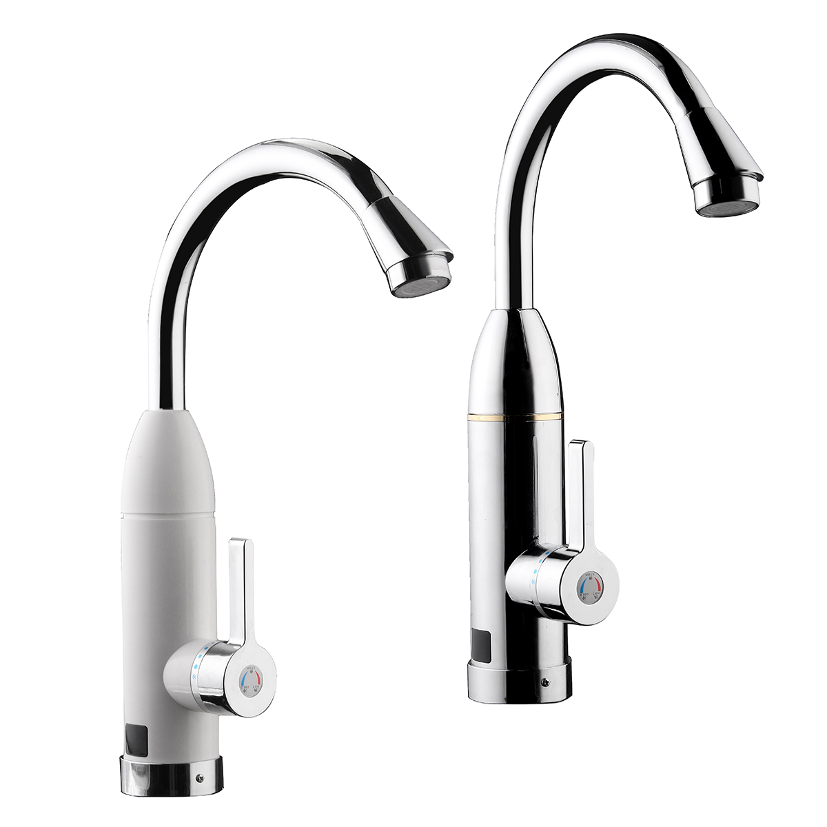 Professional Structure Fast Heating Electric Faucet Stainless Steel ABS Kitchen Faucet Electric Hot Water Heater Faucet Heater stainless steel water heater 10 liters shanghai set up