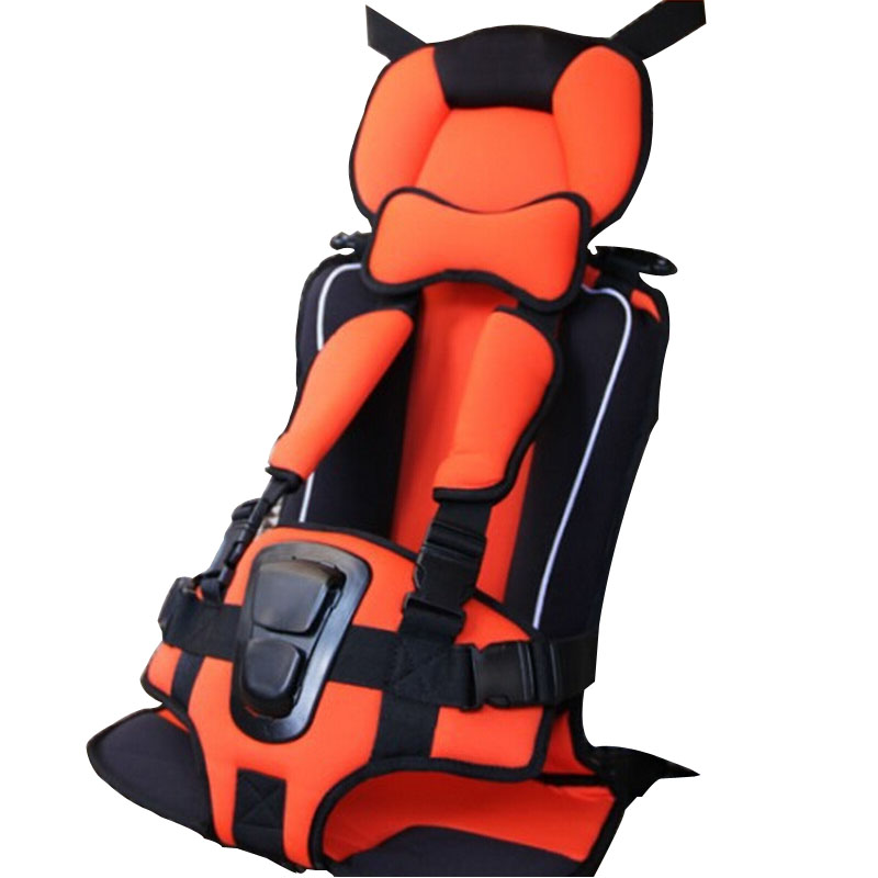 4 colors traveling baby seat car child safety seat mat infant portable carseats for 0 12 years. Black Bedroom Furniture Sets. Home Design Ideas