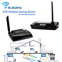 Superior Quality 5 8GHz 300M HDMI 1080P In AV Sender TV Wireless Transmitter Receiver Audio Video