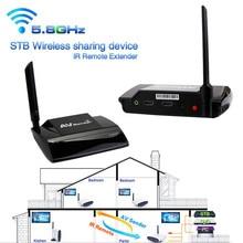 De Calidad Superior 5.8 GHz 300 M HDMI 1080 P en AV Remitente TV Receptor Transmisor Inalámbrico de Audio Video Envío Gratis NOM18
