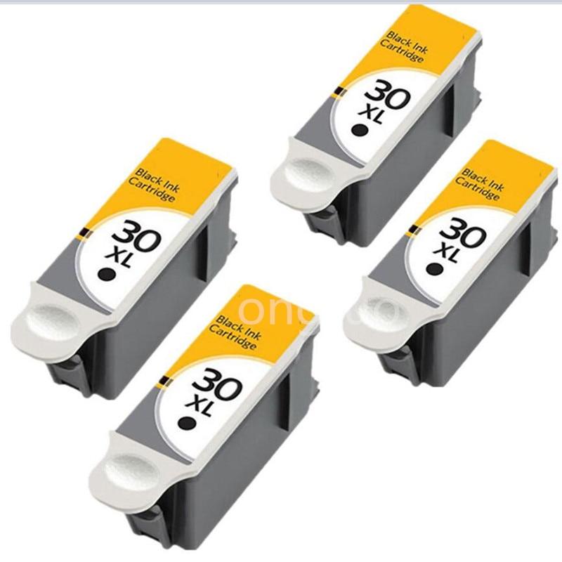 BLACK INK CARTRIDGE FOR KODAK 30 XL ESP C100 C110 C115 C300 C310 HERO 3 1 5 1 in Ink Cartridges from Computer Office