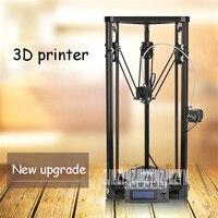 Новое поступление низкая стоимость 3D принтеры Desktop 3 D печатная машина DIY Бизнес потребителей Разрешение 3D принтеры 100 240 В 20 80 мм/S