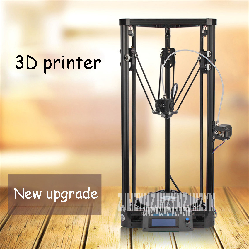Nouveauté faible coût imprimante 3D bureau 3 D Machine d'impression bricolage entreprise consommateur résolution 3d imprimante 100-240 V 20-80 MM/S