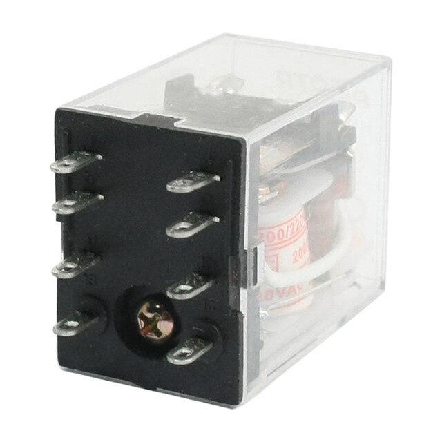HH52P MY2 AC 200V 220V AC110V Coil General Purpose Power Relay