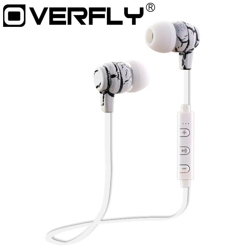 Sports Bluetooth Earphone Mini V4.0 Wireless Crack Headphone Earbuds Hand Free Headset Universal for Samsung iPhone 7 Xiaomi