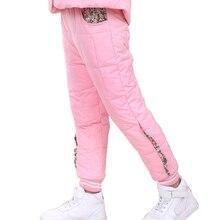 Encontrar Filles Hiver Chaud Pantalon Droit Enfants Coton Fleurs Imprimer Pantalon Enfants Plaid Doux Casual Long Pantalon 4 T-10 T, DC241