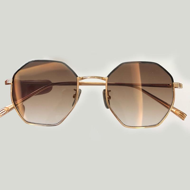 no Qualität Hohe 7 Frauen Gläser 5 Schutz Legierung 6 no Polarisierte Brillen no 3 Objektiv Runde no 2 8 no Mode 2018 no no Vintage 4 1 Rahmen Uv400 No Sonnenbrille nf4xXOXYq