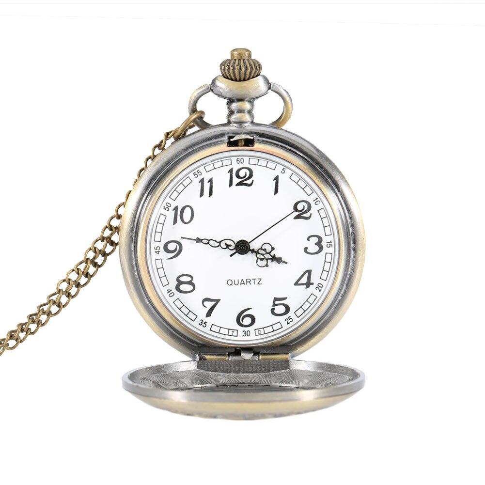Uhren #5003 Vintage Kette Retro Die Größte Taschenuhr Halskette Für Opa Papa Geschenke Dropshipping Neue Ankunft Freeshipping Heißer Verkauf