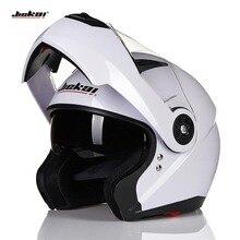 2017 free shipping NEW ARRIVE DOT JIEKAI 115 Flip Up Motorcycle helmet / motocicleta casco Helmets motorcross racing helmet