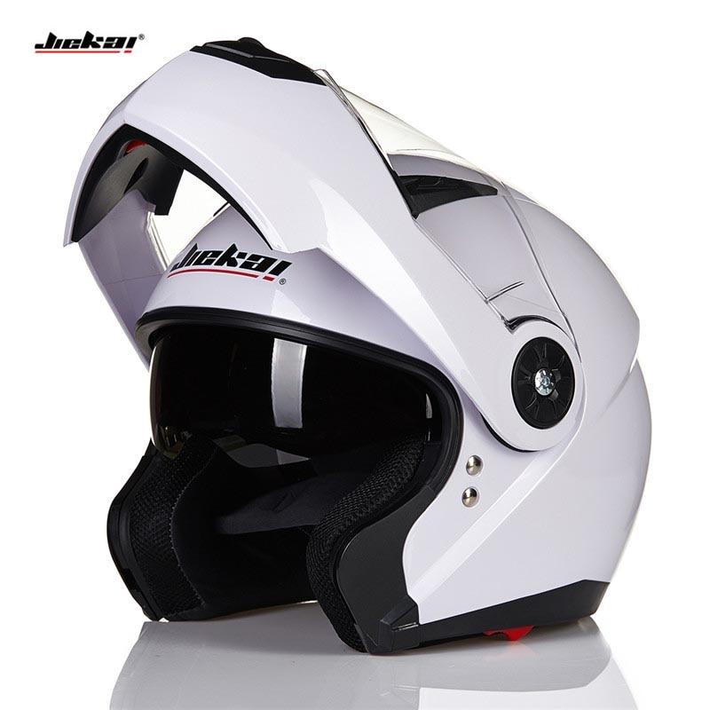 2017 бесплатная доставка новых прибыть точка JIEKAI 115 флип мотоциклетный шлем / motocicleta КАСКО шлем мотокросс гонки шлем