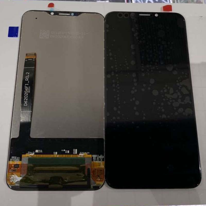 Original LCD Display For 6 2 Meizu X8 LCD Screen Touch Panel Digitizer For Meizu X8