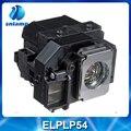 ELPLP54/V13H010L54 Lámpara Del Proyector Del Reemplazo para EX31 EX51 EX71; EB-S7 EB-S72 EB-X7 EB-X72 EB-X8 EB-S8