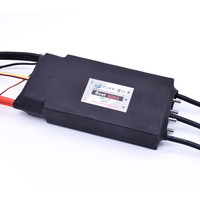 FATJAY FLIER 600A 4 22S high voltage ESC brushless speed controller with usb programming cable for RC boat